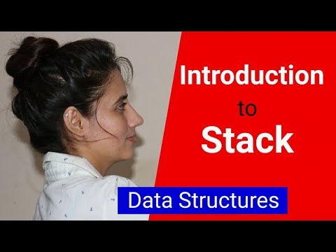 Stack in data structure | Introduction to stack | data struc