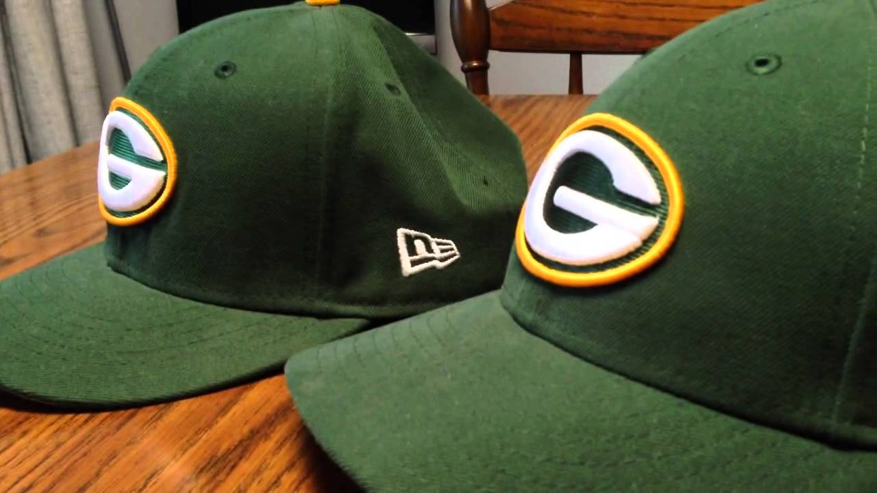 NFL New Era Onfield Low Crown Hat Review - YouTube fd7ef05e085