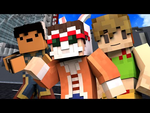 Tokyo Soul - COSPLAY! (Minecraft Live Roleplay) Special Event!