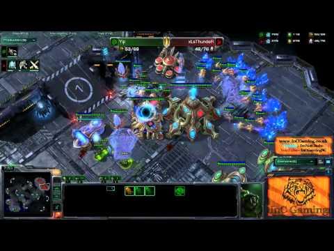 xLsThunder(P) vs VIP(P) NA InC Gaming Tryouts Ro16