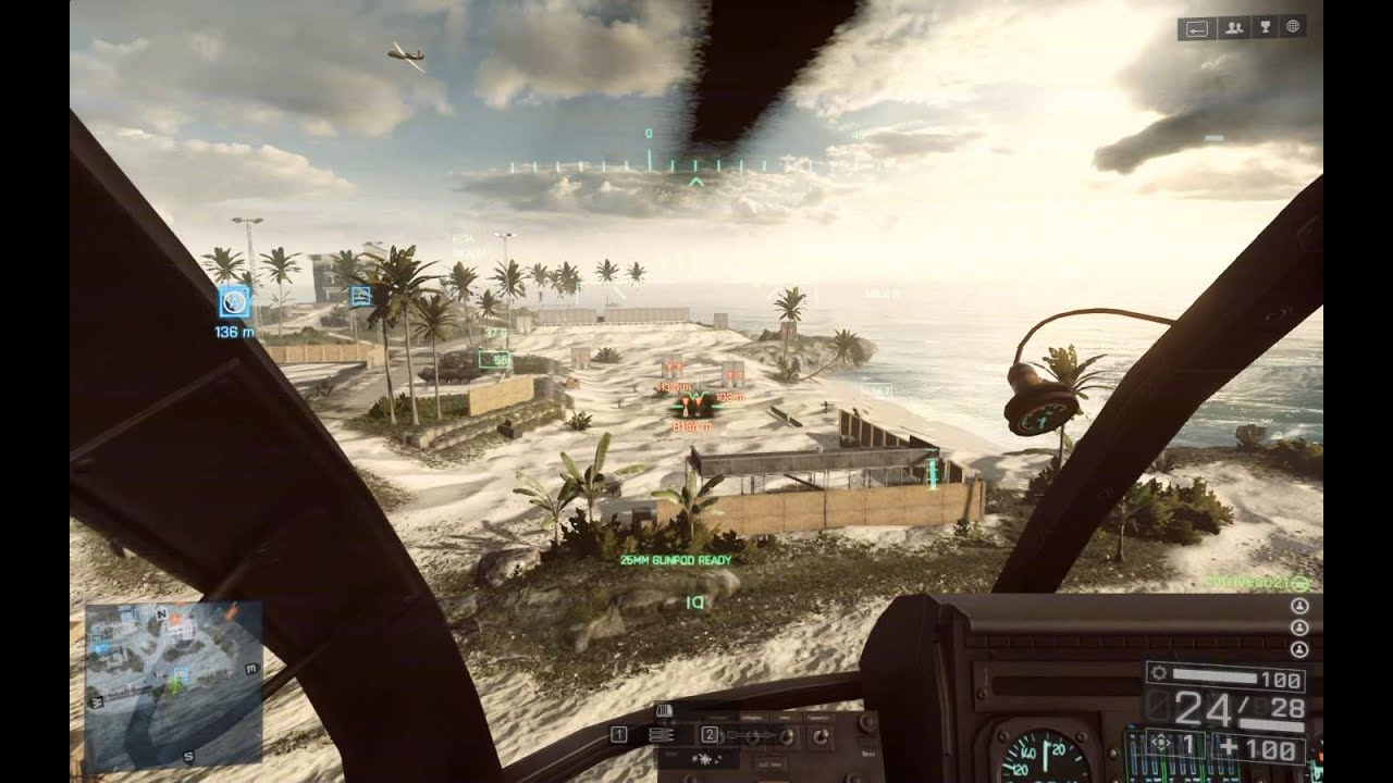 Me testing overwolf with higher settings on BF4 ^^