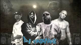 2Pac Ft. Biggie Smalls, Eazy E & Big Pun - The Streets (DJ Fatalveli) New 2012