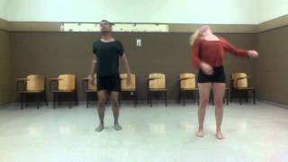 """Shake It Out"" Choreography: Kyle Limin"