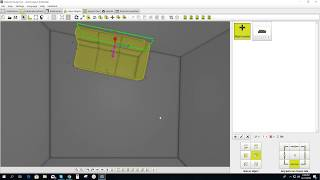How to align an object to a diagonal wall on Tilelook