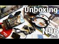 - Nokia N96 Black Unboxing 4K with all original accessories Nseries RM-247 review