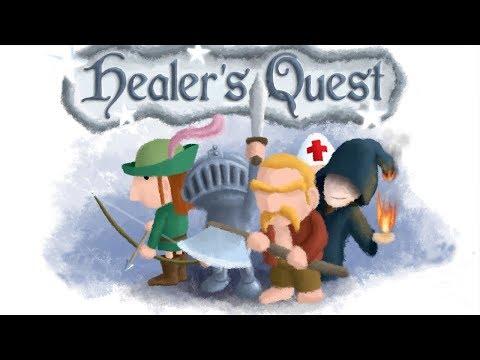 Healer's Quest - Stream Footage - Part 5