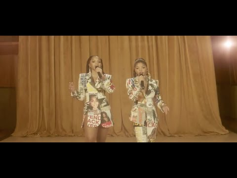 Смотреть клип Chloe X Halle - Lift Every Voice