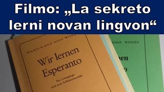 Mi rekomendas filmon pri lingvolernado (angla) | Esperanto vlogo