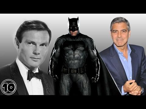 Top 10 Best Batman Actors