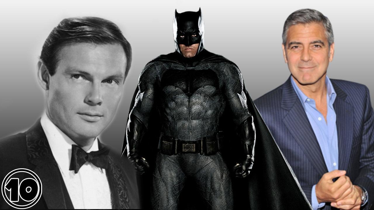 Top  Best Batman Actors