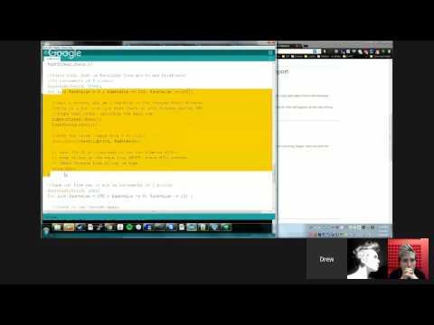 Virtual Workshop: Multithreading on Arduino, with Drew Alden