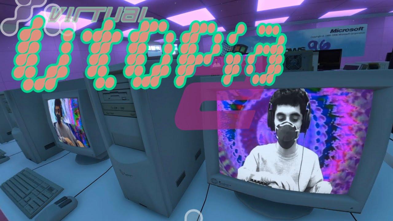 [Virtual Utopia 2] Windows96 Live in VR