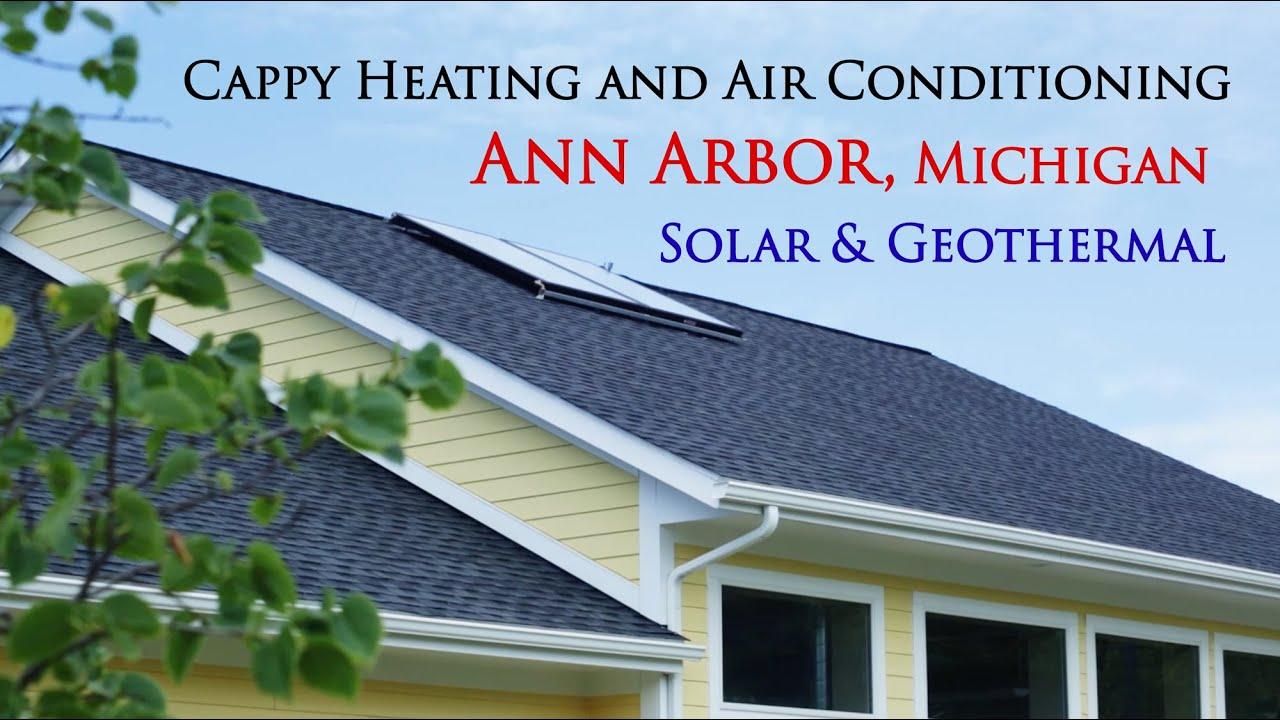 Touchstone Ann Arbor Mi Geothermal Solar Heating Hvac Installation You