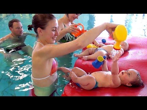 Babyschwimmen Und Wassergewöhnung Im Hallenbad Gelnhausen