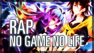 RAP NO GAME NO LIFE ||| SHARKNESS (con Keyblade)
