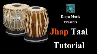 Learn how to play Tabla - Jhap Taal Indian school of Music online Tabla lessons guru for beginners