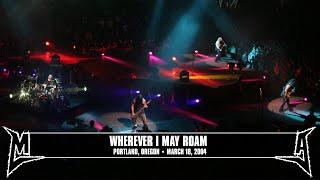 Metallica: Wherever I May Roam Metontour... @ www.OfficialVideos.Net
