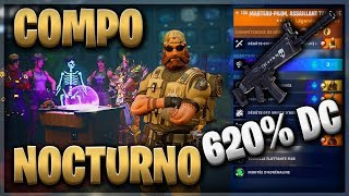 NOCTURNO RETOUR - FORTNITE SAUVER THE WORLD