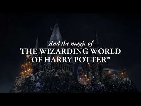 Christmas in The Wizarding World of Harry Potter at Universal Orlando Resort