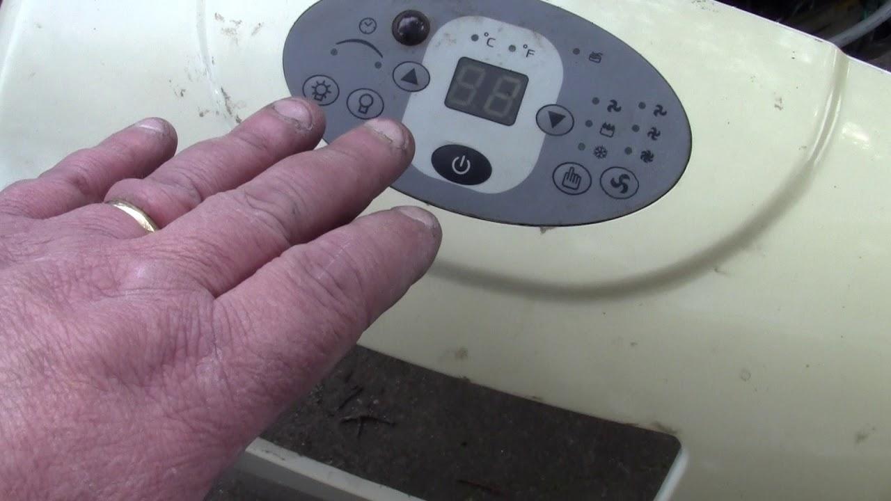Portable Air Conditioner Repair