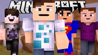 НЕСКОНЧАЕМЫЕ ВРАГИ - Minecraft Скай Варс (Mini-Game)
