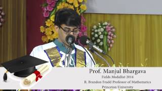 52nd Convocation: Address by the Chief Guest(4/22)