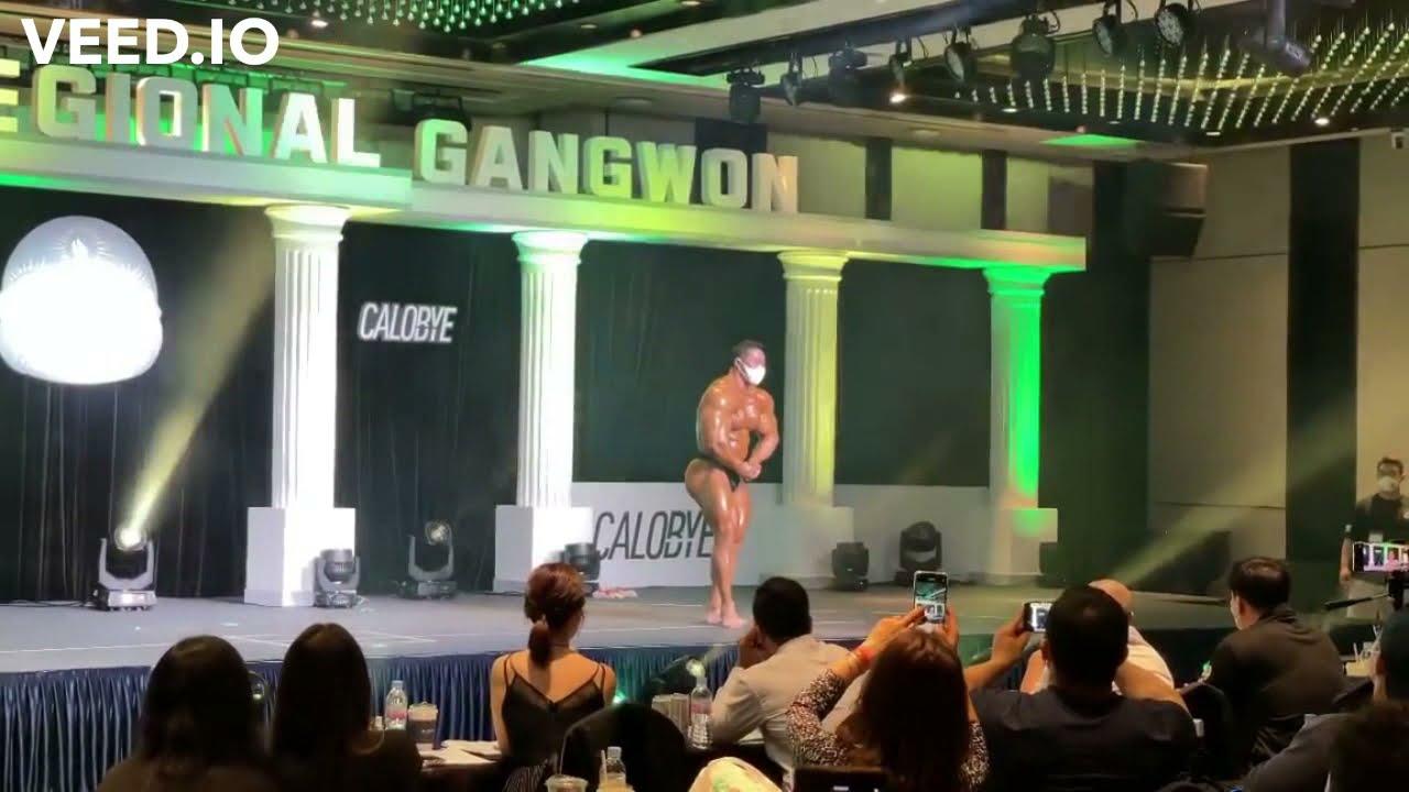 Download Korean Bodybuilder Hwang Chul Soon and Seong Chul Lee Guest Posing