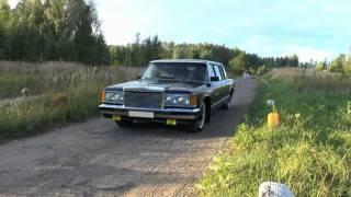 Реставрация автомобиля ЗИЛ 41047