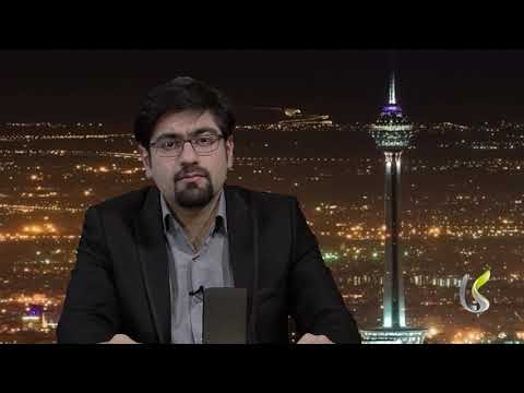 Seyed Hamidreza Azimi in live TV Interview