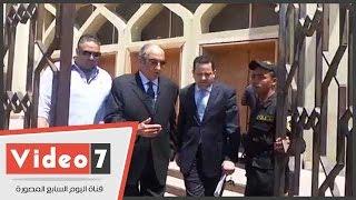 بالفيديو…زكريا عزمى يغادر جنايات القاهرة بعد رفض جهاز الكسب غير المشروع طلب التصالح