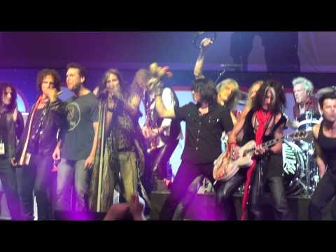 BOSTON STRONG - Aerosmith - Dirty Water - Grand Finale