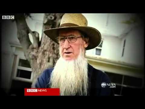 Ohio Amish commit hate crime