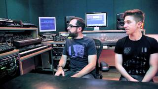Deep Electronic House - Studio Tour With Dan Berkson & James What
