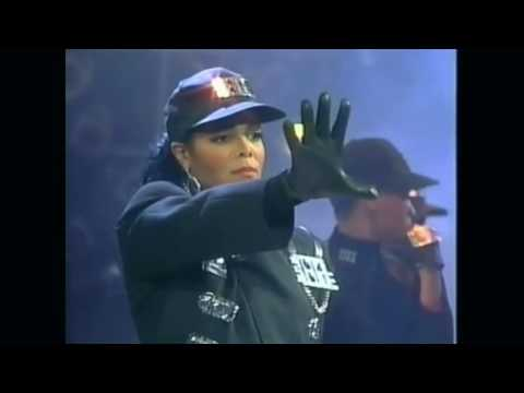 "Janet ""Rhythm Nation (Peter's Pop Show 1989)"""