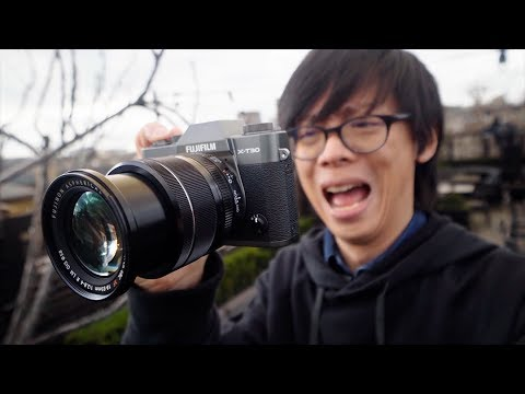 Fujifilm X-T30   Kai W русская озвучка