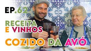 Cozido de Grão da Avó com Vinhos Adega Mayor - Meia Gaiola Ep.62