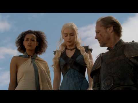 Кадры из фильма Игра престолов (Game of Thrones) - 1 сезон 3 серия