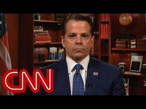 Scaramucci: 'Nightmare' if Trump fires Sessions