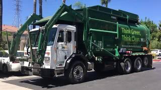 Wm peterbilt amrep fl on heavy recycling