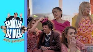 Una familia de 10: Nuevamente, ¿Sin hogar? | C4 - Temporada 2 | Distrito Comedia