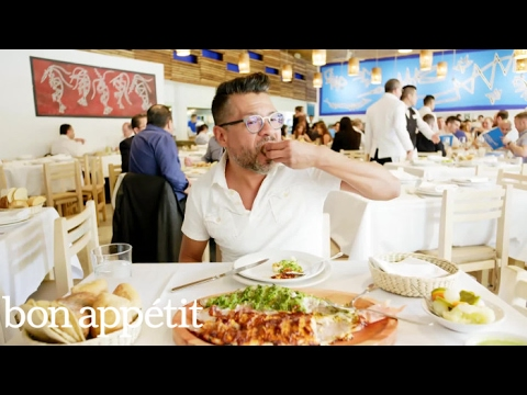 The Freshest Seafood in Mexico City | City Guides | Bon Appetit