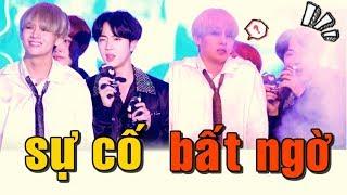 [BTS funny moments #29] Sự cố bất ngờ =))))