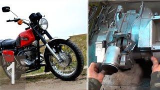 ИЖ-Планета - Ремонт двигателя - Часть 1(Определение неисправности двигателя при разборке. Полная дифектовка., 2015-04-04T05:18:42.000Z)