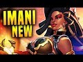NEW IMANI IN 2.01 IS BROKEN! | Paladins Imani Gameplay & Build