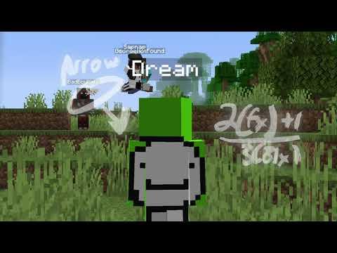 Dream In Minecraft Manhunt...