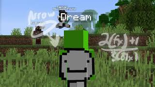 Dream In Minecraft Manhunt...