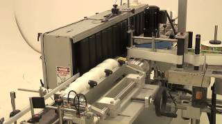 Quadrel | Labeling Systems | High Speed Labeling | Water Bottle Labeling System