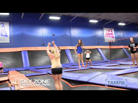 Sky Zone Tampa - The Fun Never Ends -  Sky Zone Tampa