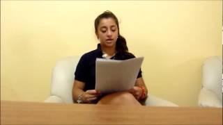 LEER LA GUERRA PARA CONSTRUIR LA PAZ, por Valentina y Celina