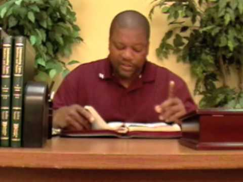Kingdom Reality with Pastor Ricky Reid Show #2(Part 1)-The Perfect Environment
